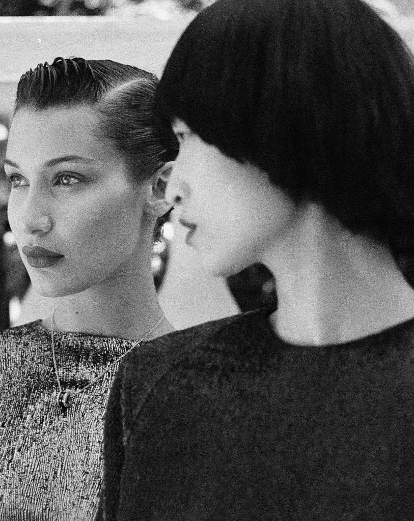 bella-hadid, vogue-china, 35mm