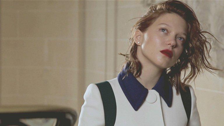 Vogue Italia - Lea Seydoux