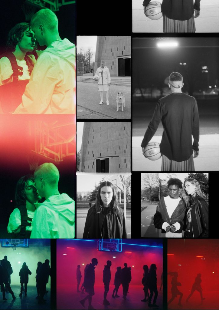Nike Campaign 35mm